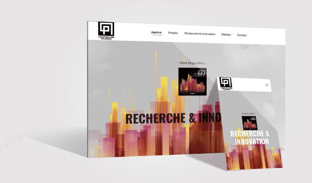 USTS - Références Site internet - Architecture Pelegrin
