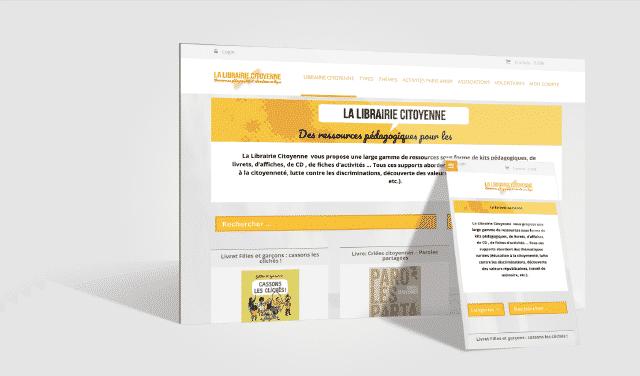 USTS - Références Site internet - LIGUEO Librairie Citoyenne