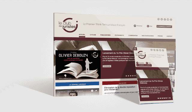 USTS - Références Site internet - Le Club de Juristes