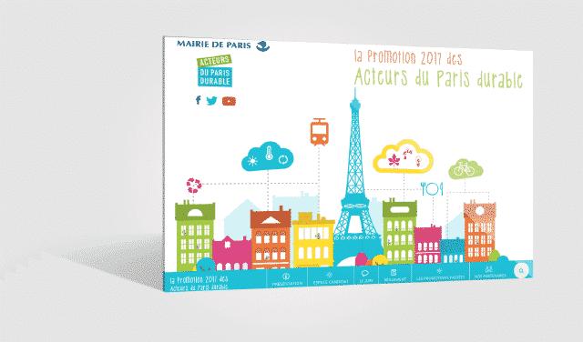 USTS - Références Site internet - Promotion des Acteurs du Paris durable
