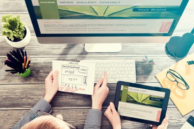 Les dernieres nouveautes au niveau du web design