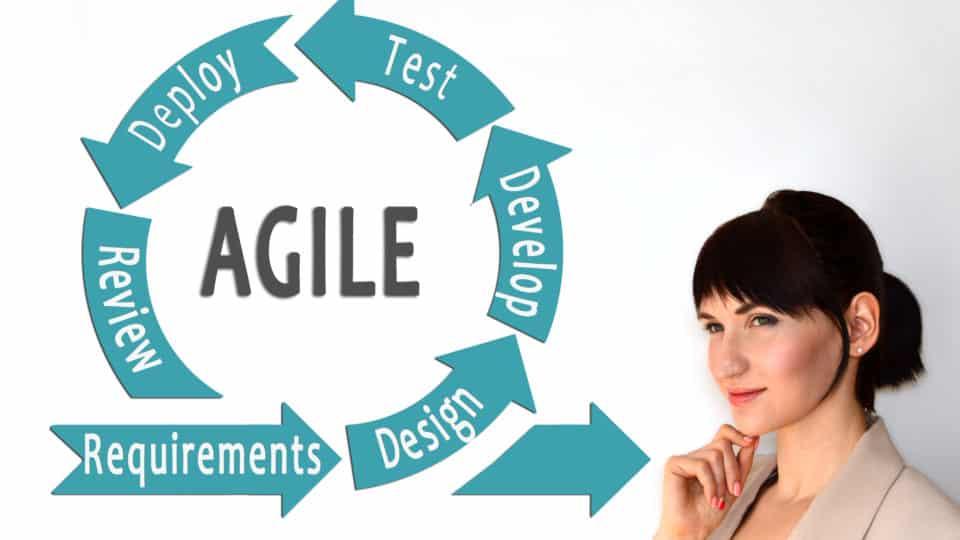 Soyez souples, utilisez la méthode agile dans vos projets