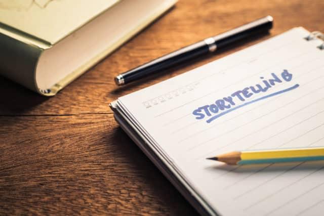 Les 5 astuces pour reussir son storytelling