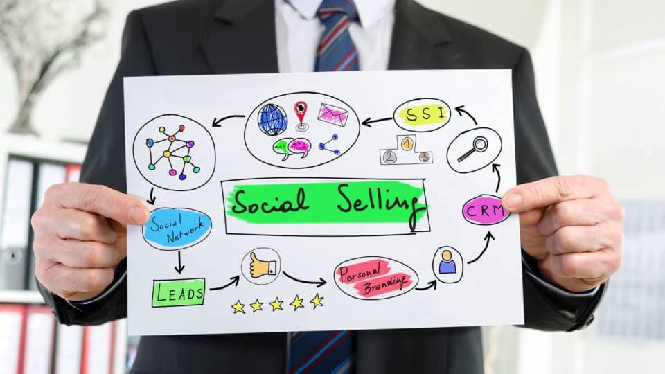Social Selling Quelle est la bonne strategie a adopter