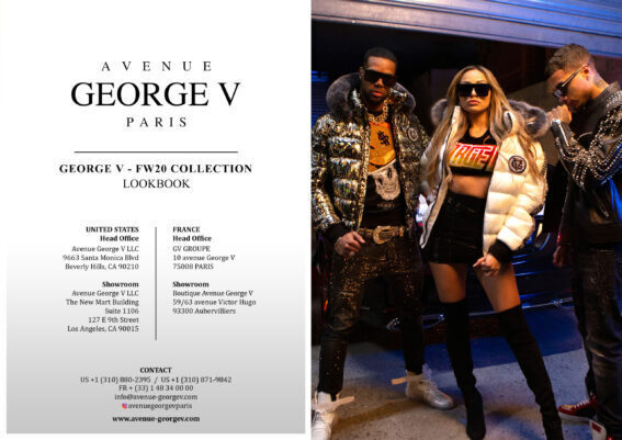 [AVENUE GEORGE V] GV FULL FW20 HD collection 05janv21